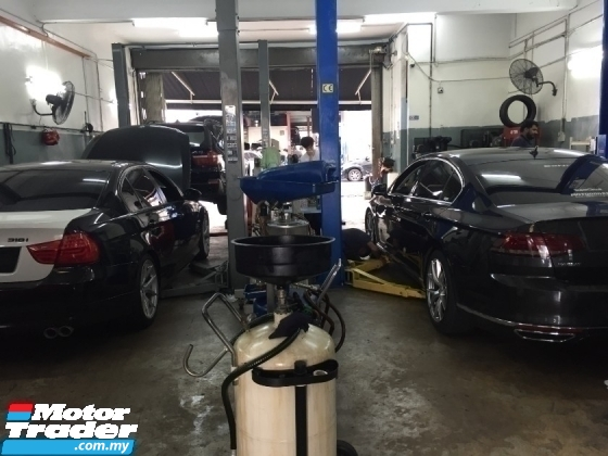 MERCEDES BENZ TOYOTA BMW AUDI VOLKSWAGEN MINI ENGINE TRANSMISSION GEARBOX AIRCOND OIL SERVICE CENTRE REPAIR WORKSHOP BENGKEL KERETA