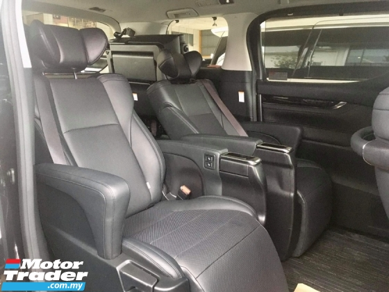 2019 TOYOTA ALPHARD Sc 2.5 (UNREG) PRE CRASH MPV KING