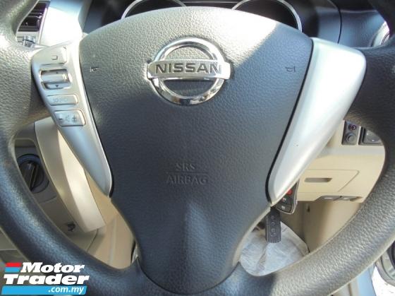 2015 NISSAN GRAND LIVINA 1.6 ST-L IMPUL TipTOP Facelift