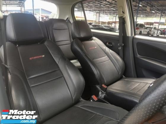 2012 PERODUA MYVI Perodua MYVI 1.5 EXTREME (A) LEATHER DVD WARRANTY