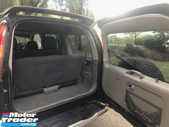 2006 FORD EVEREST 2.5 XLT 4X4 (A) TURBODIESEL LEATHER
