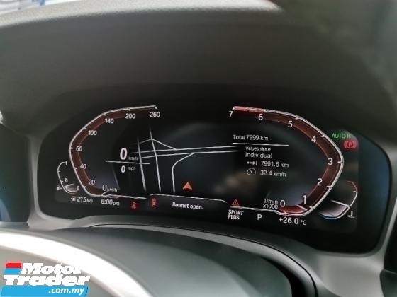 2019 BMW 3 SERIES Bmw 330i G20 2.0 M SPORT 8KKm PERFECT UnderWRRANTY