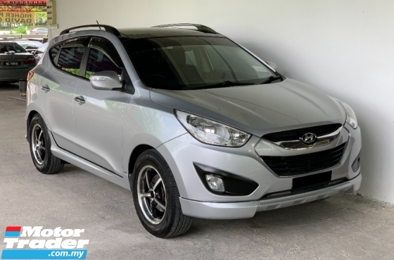 2011 HYUNDAI TUCSON 2.4 Auto Facelift High Grade Model