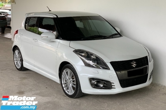 2014 SUZUKI SWIFT 1.6 (MT) 6 Speed Original Sport Model