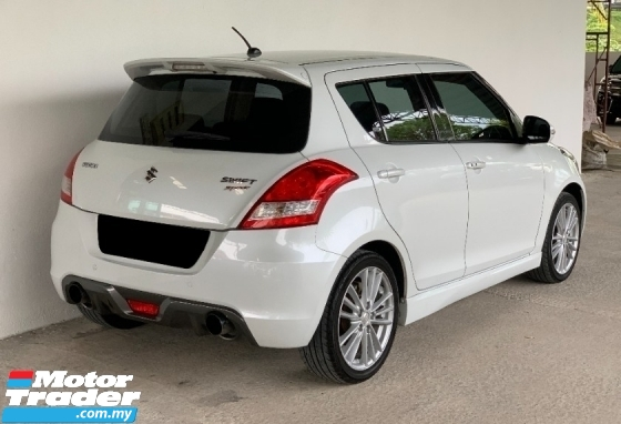 2014 SUZUKI SWIFT 1.6 (MT) 6 Speed Original Sport Model