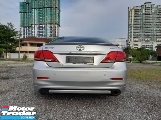 2009 TOYOTA CAMRY 2.4 FACELIFT 5 SPEED KEYLESS  FULL LOAN OTR