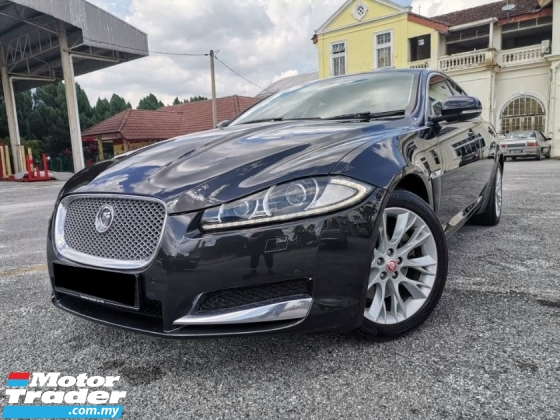 2014 JAGUAR XF 2014 Jaguar XF 2.0 I4 TI LUXURY FACELIFT (A)