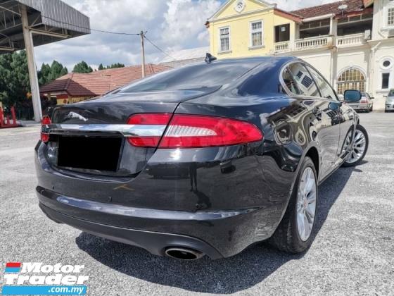 2014 JAGUAR XF 2014 Jaguar XF 2.0 I4 TI LUXURY FACELIFT (A)