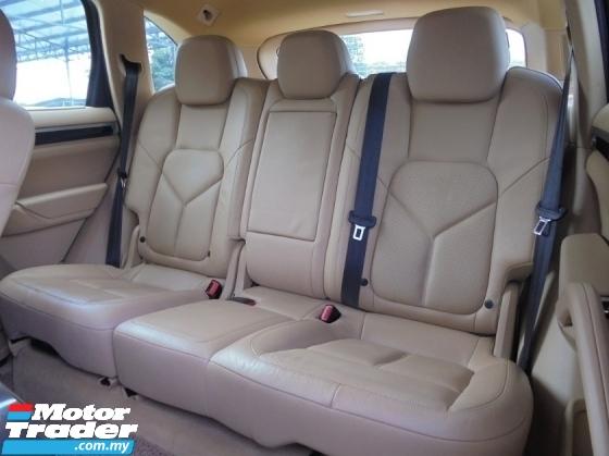 2010 PORSCHE CAYENNE 3.6 V6 958 Sunroof DATO OWN FSR80K