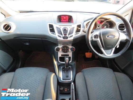 2014 FORD FIESTA 1.6L (A) SPORT ONE LADY OWNER SERVICE ON TIME