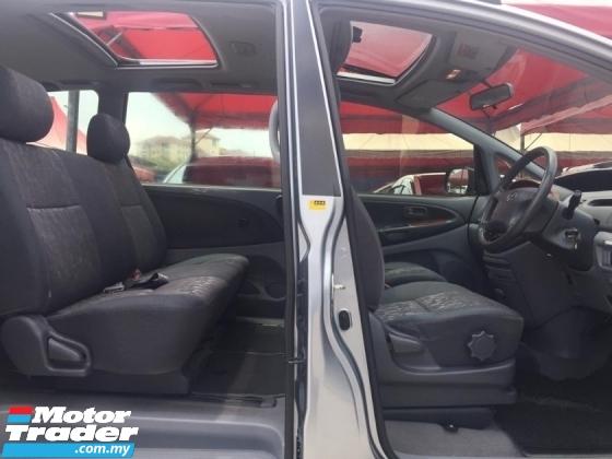 2002 TOYOTA ESTIMA 2.4 AERAS 8 seater power door sunroof