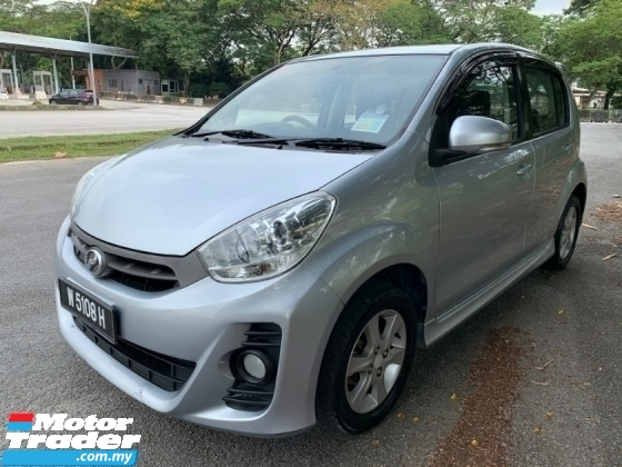 2014 PERODUA MYVI 1.3 SE (A) 1 Lady Owner Only TipTop Condition