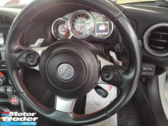 2016 TOYOTA 86 Toyota 86 GT 2.0 Auto with G