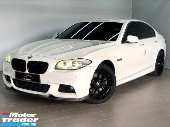 2012 BMW 5 SERIES 520I 2.0 F10 M-Sport BodyKit 1OwnerMalay F/Servis