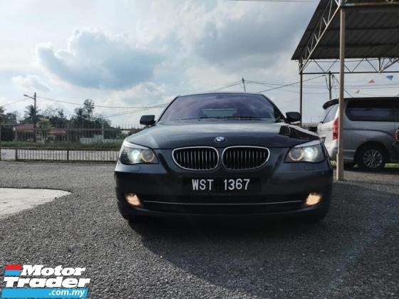 2009 BMW 5 SERIES 523I SE 2.5 (A) LCI Facelift CKD High Spec