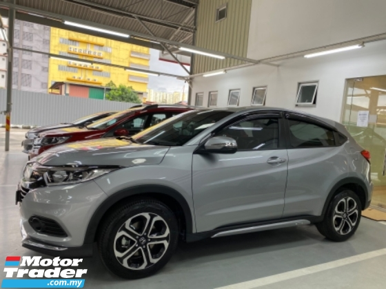 2020 HONDA HR-V Free Rm6888 Modulo Bodykit Plus Full Accesserios For First 10 Booking Customer 0 Tax Mininum D Payme