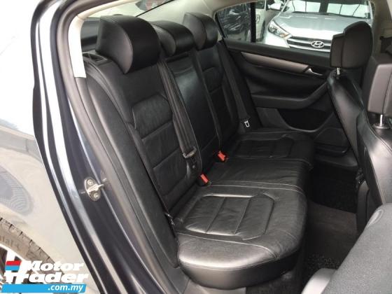 2015 VOLKSWAGEN PASSAT Volkswagen PASSAT 1.8 TSI (CKD) ENHANCED FACELIFT