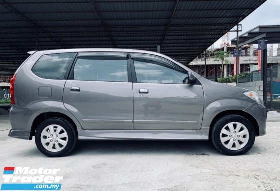 2007 TOYOTA AVANZA 1.5 G (A) VIEW TO BELIEVE