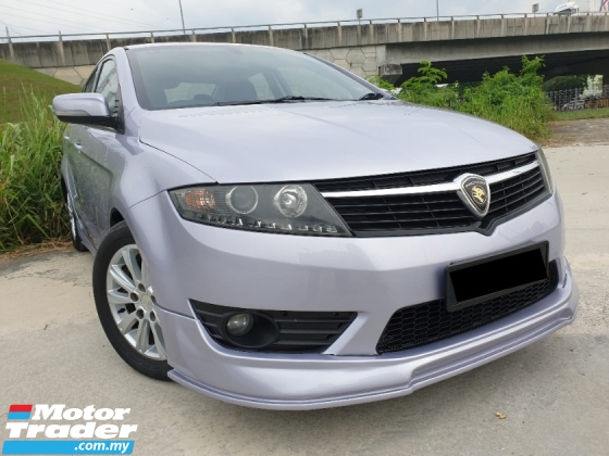 2014 PROTON PREVE 1.6 EXECUTIVE CVT FULL BODYKIT TIP TOP