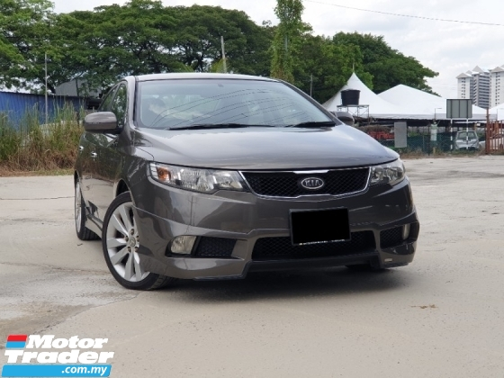 2014 NAZA FORTE 1.6 SX NO LICENSE CAN APPLY EZLON