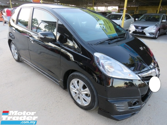 2016 HONDA JAZZ 1.3 (A) HYBRID MUGEN BODYKIT HIGH LOAN LIKE NEW