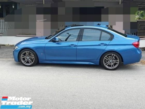 2017 BMW 3 SERIES BMW 330E M-Sport (CKD) F30 Facelift