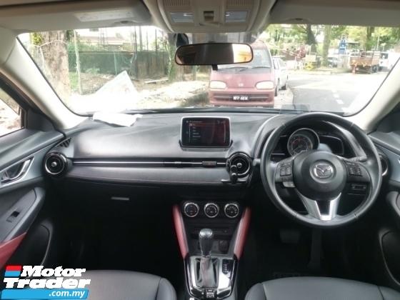 2016 MAZDA CX-3 2016 Mazda CX-3 2.0 2WD SKYACTIV (A) SUNROOF PADDLESHIFT 1 OWNER