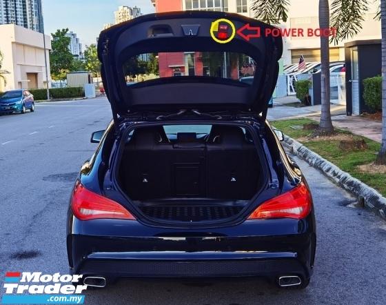 2016 MERCEDES-BENZ CLA 2016 MERCEDES BENZ CLA180 1.6 AMG SHOOTING BRAKE TURBO FACELIFT JAPAN SPEC CAR SELL PRICE 173000