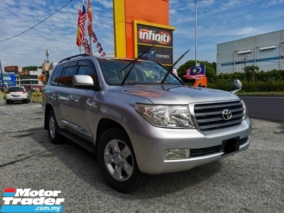 2009 TOYOTA LAND CRUISER 4.6L {Petrol} UZJ200* Immaculate Condition* Accident Free* See To Believe