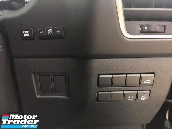 2017 LEXUS NX 200t FSPORT NX200t 2.0 turbo (UNREG) P/boot S/Red