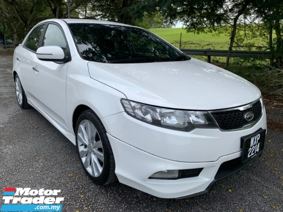 2013 KIA FORTE 1.6 (A) SX 1 Owner Only Push Start Button TipTop