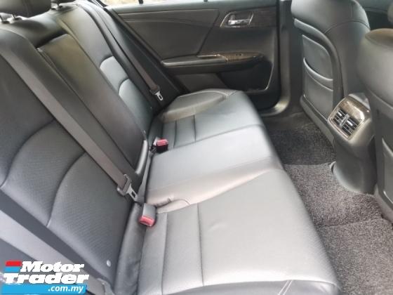 2014 HONDA ACCORD 2014 Honda ACCORD 2.0 VTi-L (A) FULL LEATHER SEAT