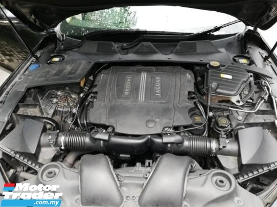 2011 JAGUAR XJ SUPER V8 L