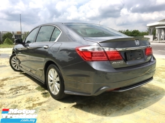 2016 HONDA ACCORD 2.0 VTi-L FACELIFT ONTHEROAD PRICE