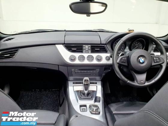 2017 BMW Z4  2.0 sDrive20i M-Sport Unreg