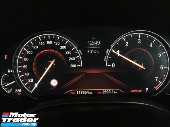 2016 BMW 7 SERIES 3.0 Engine. Long Wheel Base