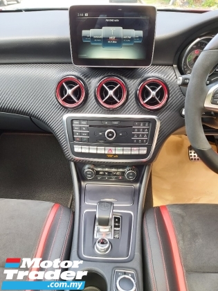 2016 MERCEDES-BENZ A45 PREMIUM PLUS RECARO H&K SOUND PROOF FULL SPEC