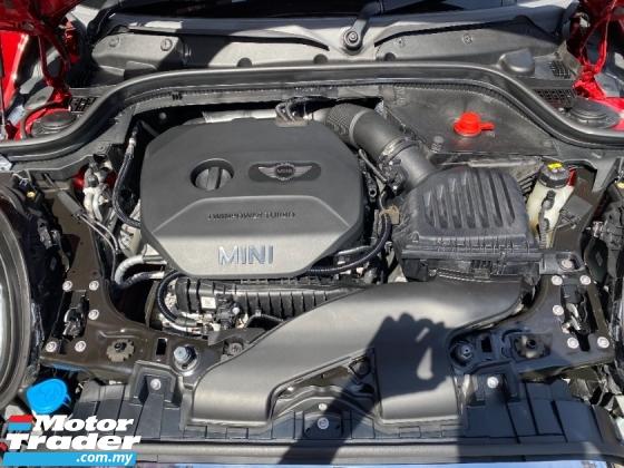 2017 MINI Cooper 1.5 (A) CBU 32K KM FS UW21 Actual Year Make 2017