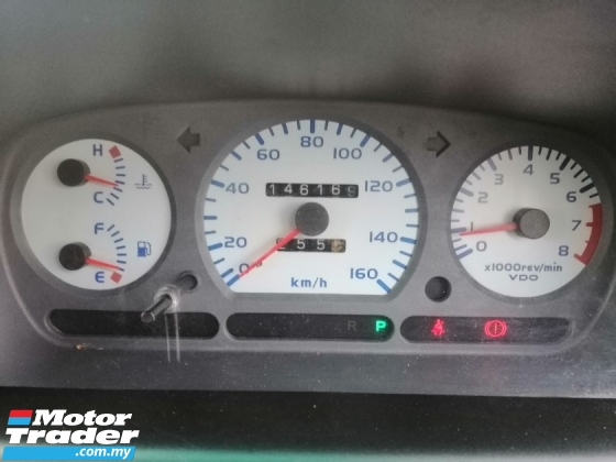 2004 PERODUA KENARI 1.0 EZ AERO Car World King, Low Mileage