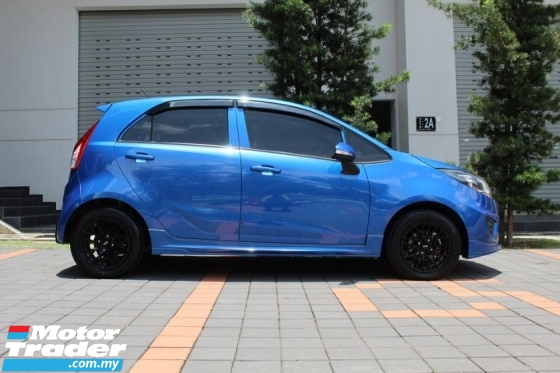 2015 PROTON IRIZ 1.3 EXECUTIVE (A) - SUPERB ORI COND / FULL SVC RCD