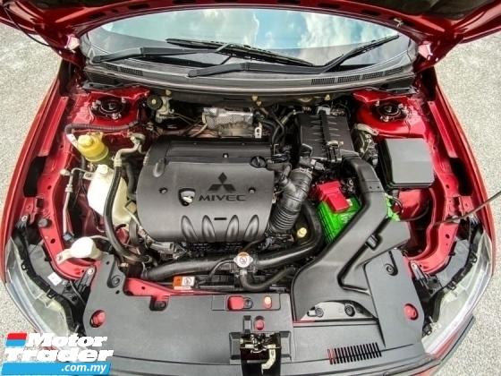 2014 MITSUBISHI LANCER GTE 2.0 FACELIFT SUNROOF EVO10 BODY KIT