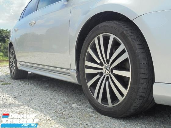 2012 VOLKSWAGEN PASSAT 1.8 TSI Sport Sedan DSG 7Speed LikeNEW