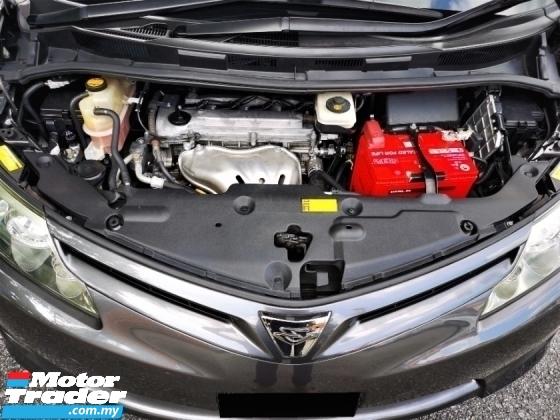 2011 TOYOTA ESTIMA 2.4 AERAS (A) SUPER CAR KING - SPECIAL NUMBER PLAT