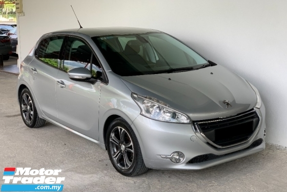 2015 PEUGEOT 208 1.6 VTi Auto Full Premium High Spec