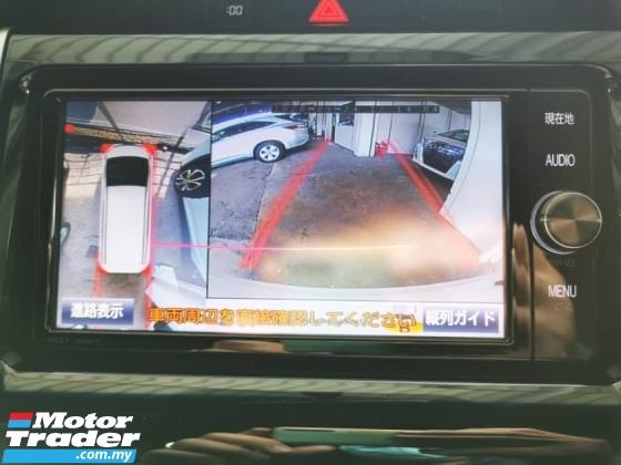 2017 TOYOTA HARRIER 2.0 POWER BOOT 360 SURROUND CAMERA INC SST FREE 2 YEAR WARRANTY