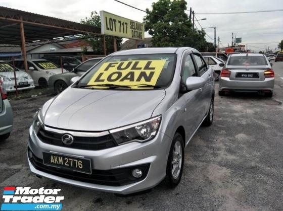 2016 PERODUA BEZZA 1.0 (A) Full Loan mileage 32 k. 2016