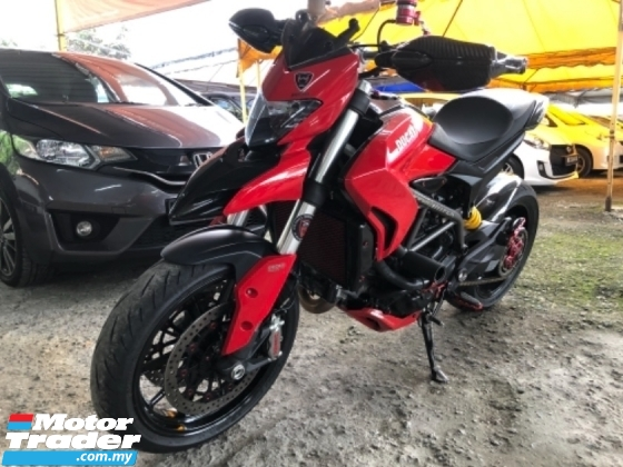 2014 Ducati  Hyperstrada Hyperstrada