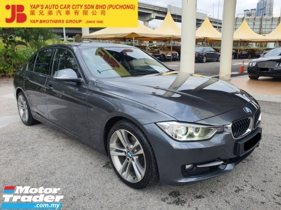 2015 BMW 3 SERIES 320i SPORT FULL SERVICE RECORD