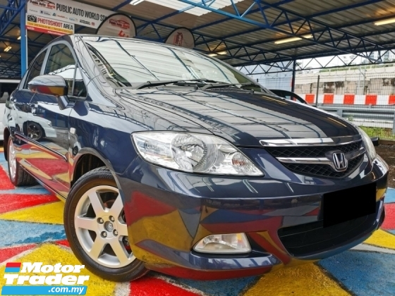 2008 HONDA CITY Honda CITY 1.5 i-DSi (A) PERFECT CONDITION WARRNTY