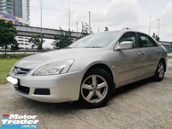 2005 HONDA ACCORD 2.0 VTi-L ONE OWNER NICE CAR CONDITION
